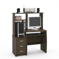 Стол компьютерный Комфорт 5 венге