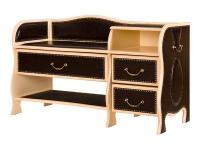 Банкетка Шевалье-3 левая