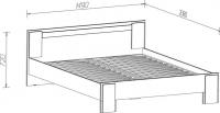 Основание для кровати 1400*2000
