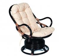 Кресло вращающееся FLORES с матрасом