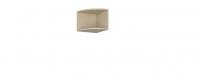 Шейла СТЛ.1000 Антресоль торцевая Дуб белёный