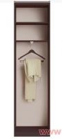 Шейла СТЛ.500 Шкаф для одежды Венге