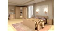 Спальня Юлианна Венге светлый