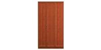Юлианна СБ-041 Шкаф 3-х дверный Вишня барселона
