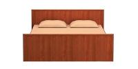 Юлианна СБ-044 Кровать L-1600 Вишня барселона