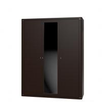 Габриэлла СТЛ.027.01 Шкаф 3-х дверный с зеркалом Венге