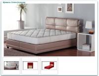 Кровать СЕЛЕН (база со спинкой) 140х200 + 140