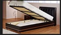 Кровать АКТИВ (база со спинкой) 160х200 + 160