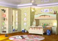 Детская комната Итальянский Мотив-4
