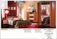 Спальня Венера КМК 0140
