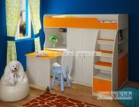 Кровать чердак Фанки Кидз 18 СВ
