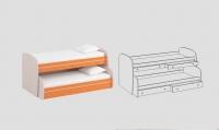 Кровать детская КД-09
