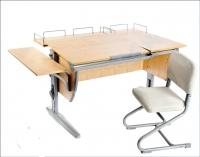 Комплект(СУТ17-02)с пластиковым стулом