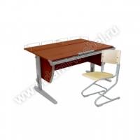 Комплект(СУТ15-01) с деревянным стулом