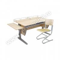 Комплект(СУТ15-02) с деревянным стулом