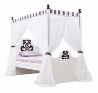 Кровать с москитной сеткой cute