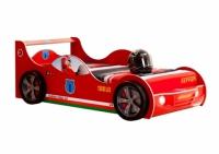 Кровать-машина красная T505LXRN