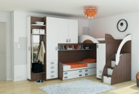 Детская комната Мики Композиция 16