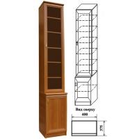 Шкаф для книг 11 арт.402