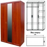 Шкаф для одежды 03 арт.433