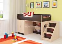 Кровать чердак Легенда 2 комплектация 4