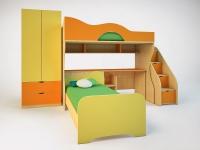 Детская мебель Эльпа-3