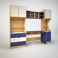Детская мебель Эльпа-6