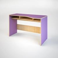 Стол с выдвижной панелью для клавиатуры Эльпа