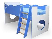 Кровать Морячок с лестницей