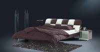 Кровать Татами 1028 Экокожа 160/200