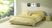 Кровать Татами 1036 Экокожа 160/200 с п/м