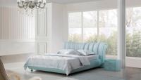 Кровать Татами 1101 Экокожа 160/200 c п/м