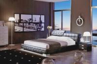 Кровать Татами AY218В Экокожа 160/200