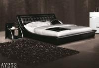 Кровать татами AY252 Экокожа 160/200