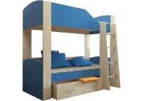 Двухъярусная кровать Астра 2