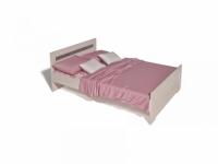 Соната Кровать 1,5 спальная 01.162A