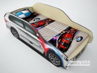 Кровать-машинка БМВ Х5 Фанки Кидз