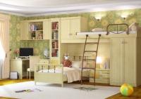 Детская комната Итальянский Мотив Модульная