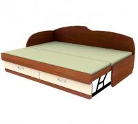 Кровать КЛ 1-81, КП 1-82 (90*200)