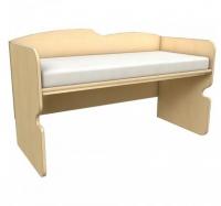 Кровать КЧ 1-91 (90*200) без столов