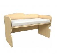 Кровать КЧС 1-92 (90*200) со столами