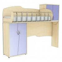 Мебельный комплект МК Л 52-2, МК П 51-2 (без ниж. сп.места)