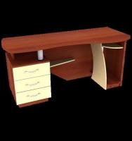 Письменный стол СЛ 1-22, СП 1-21 Long