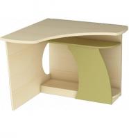 Письменный стол СЛ 62, СП 61