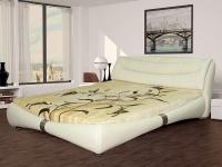 Кровать кожаная K1631