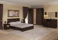 Модульная спальня Ирис Дуб тортона