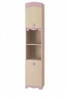 Шкаф-пенал для книг ИД 01.142