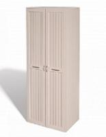 Шкаф для платья и белья 2х дв. ИД 01.61