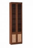 Шкаф для книг-11 фасад нахара