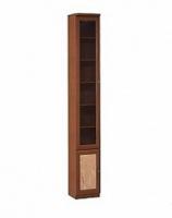 Шкаф для книг-9 фасад нахара